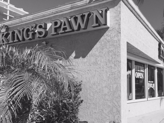 Get A Loan at The King's Pawn